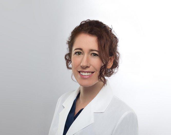 Catherine Gebhard, Kardiologin und Expertin für Gendermedizin