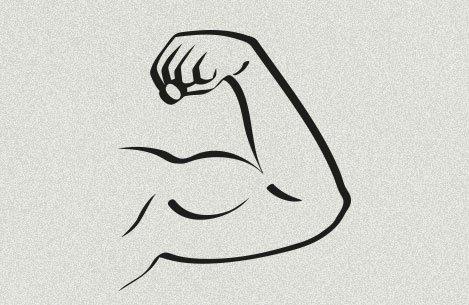 Symbolbild: Muskeln