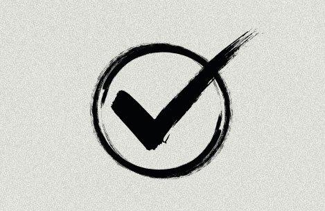 Symbolbild: In Ordnung