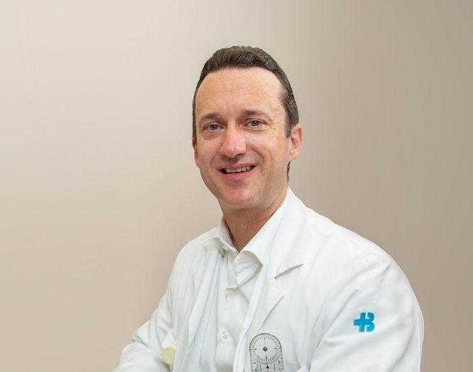 Andreas Würzburg, Stv. Leitender Arzt Orthopädie