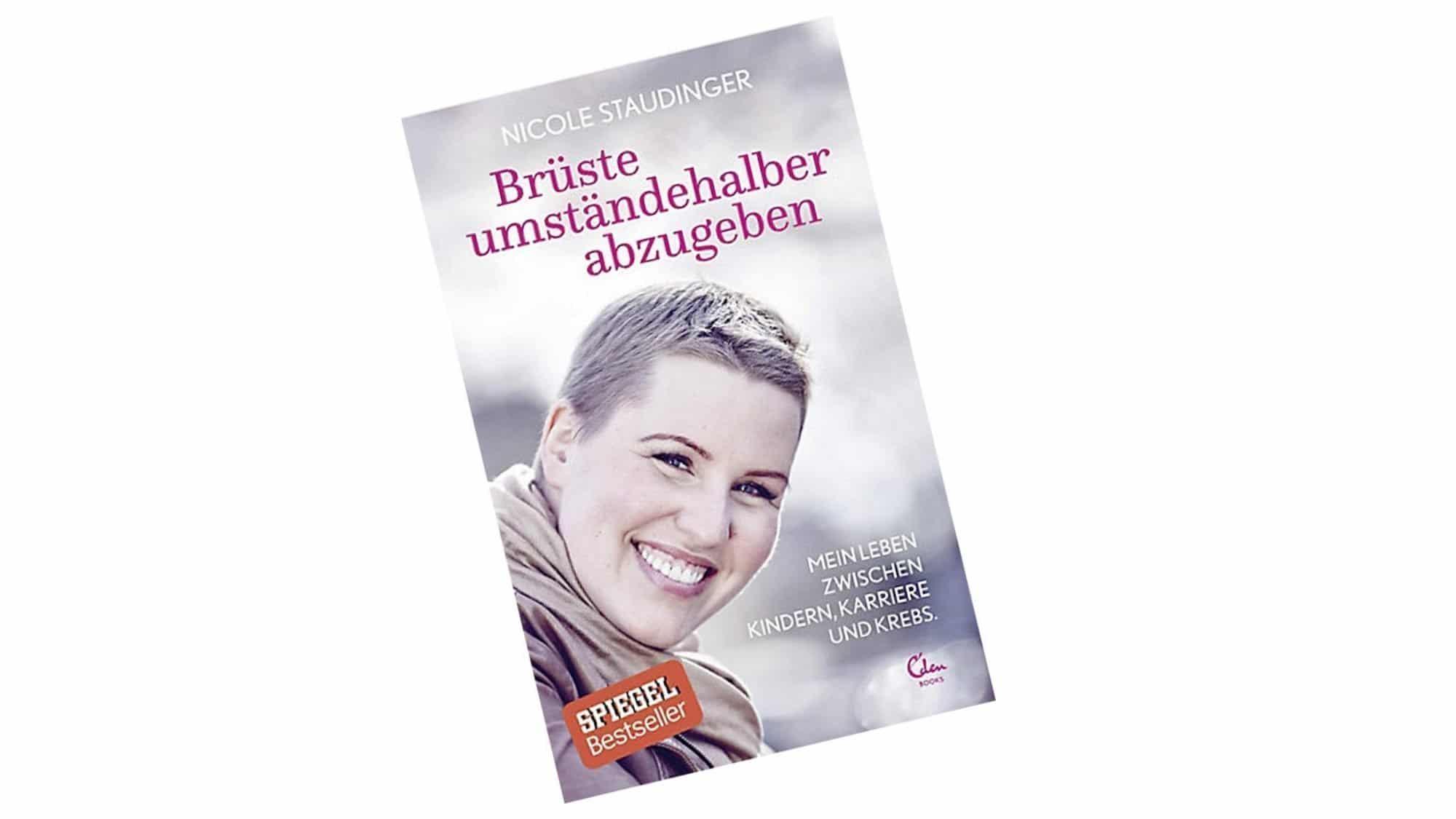 Nicole Staudingers Bestseller: «Brüste umständehalber abzugeben»