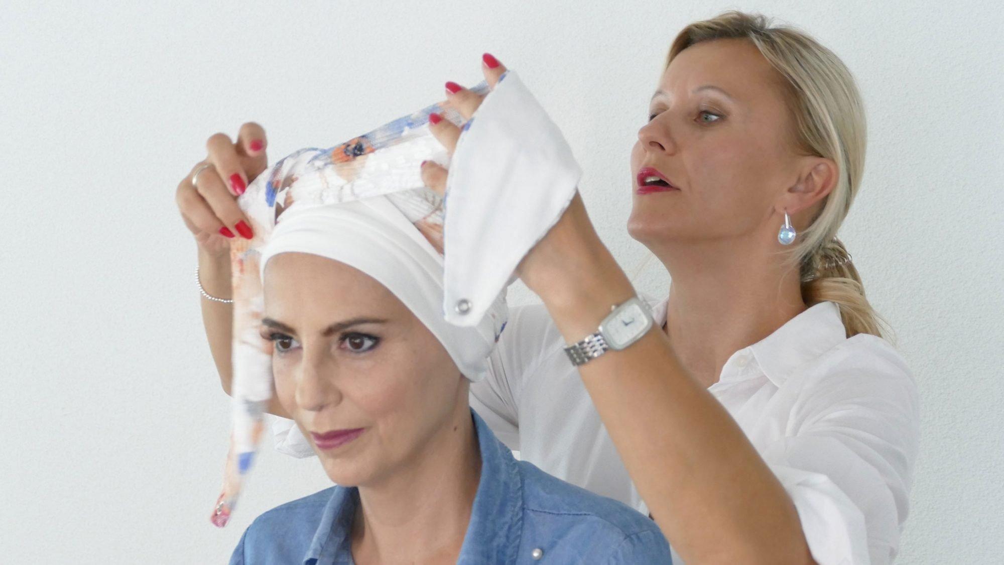 Schminktipps Für Krebspatientinnen In Der Chemotherapie Ksb Blog