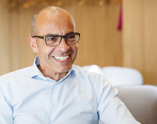 Dr. Karim Eid ist Orthopädie-Chefarzt am KSB.