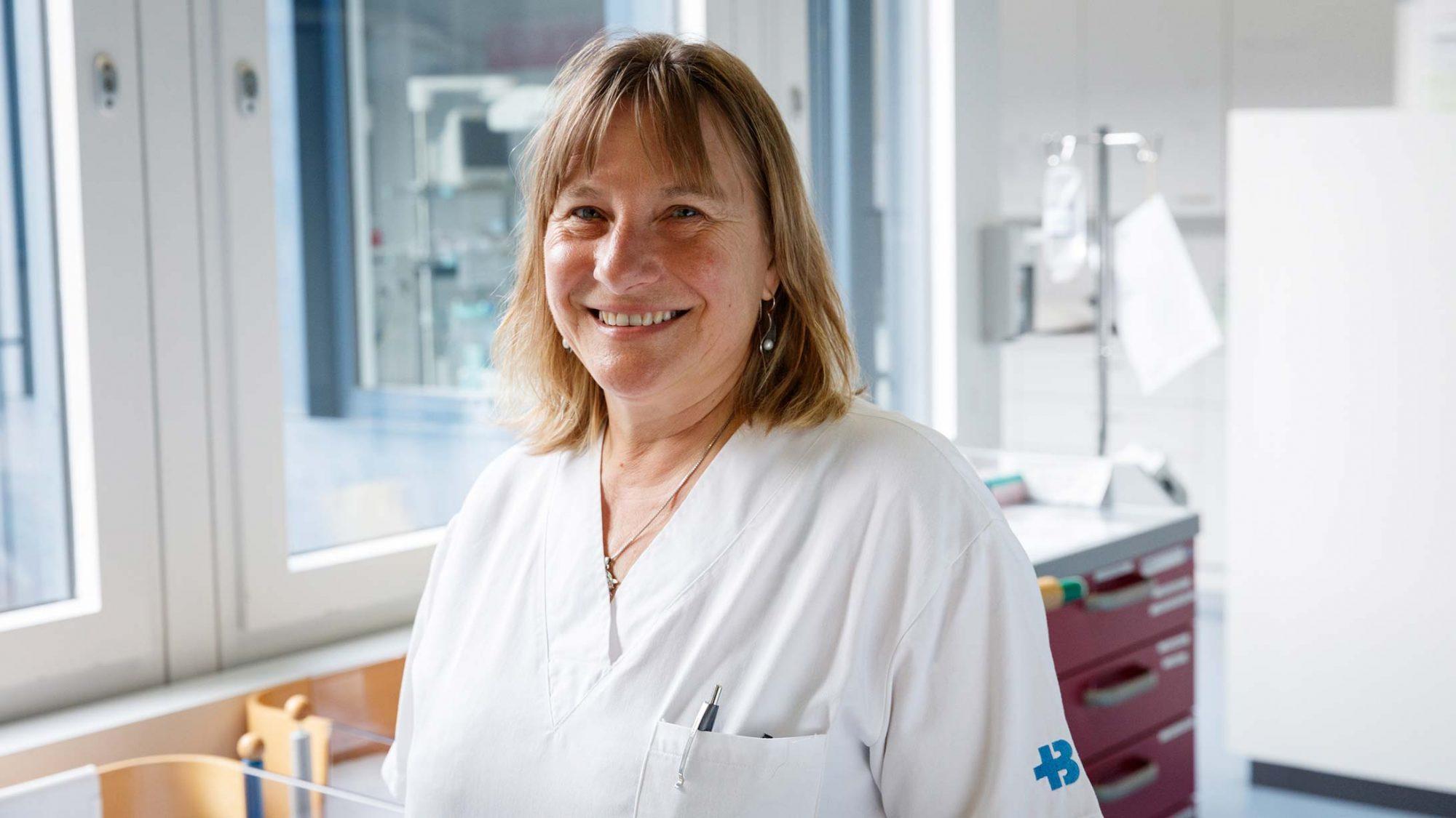 Geburtsmythen: Marianne Bauer, Leitende Hebamme am KSB.