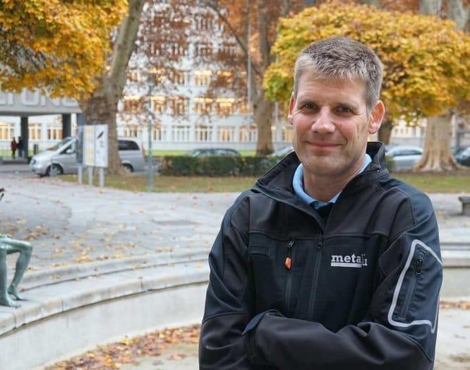 Christian Grob lebt seit drei Monaten mit einem künstlichen Hüftgelenk