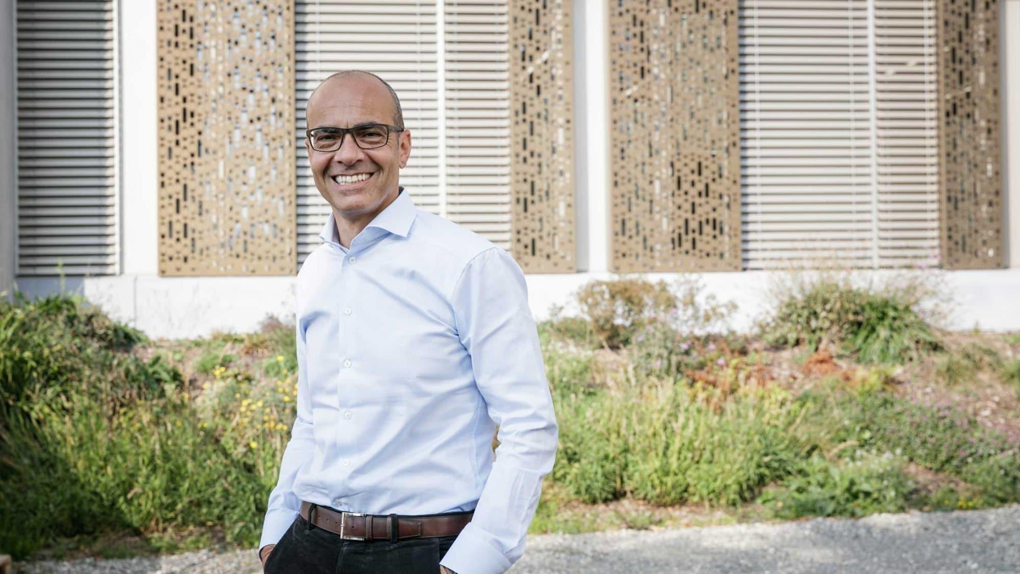 Orthopädie-Chefarzt Karim Eid