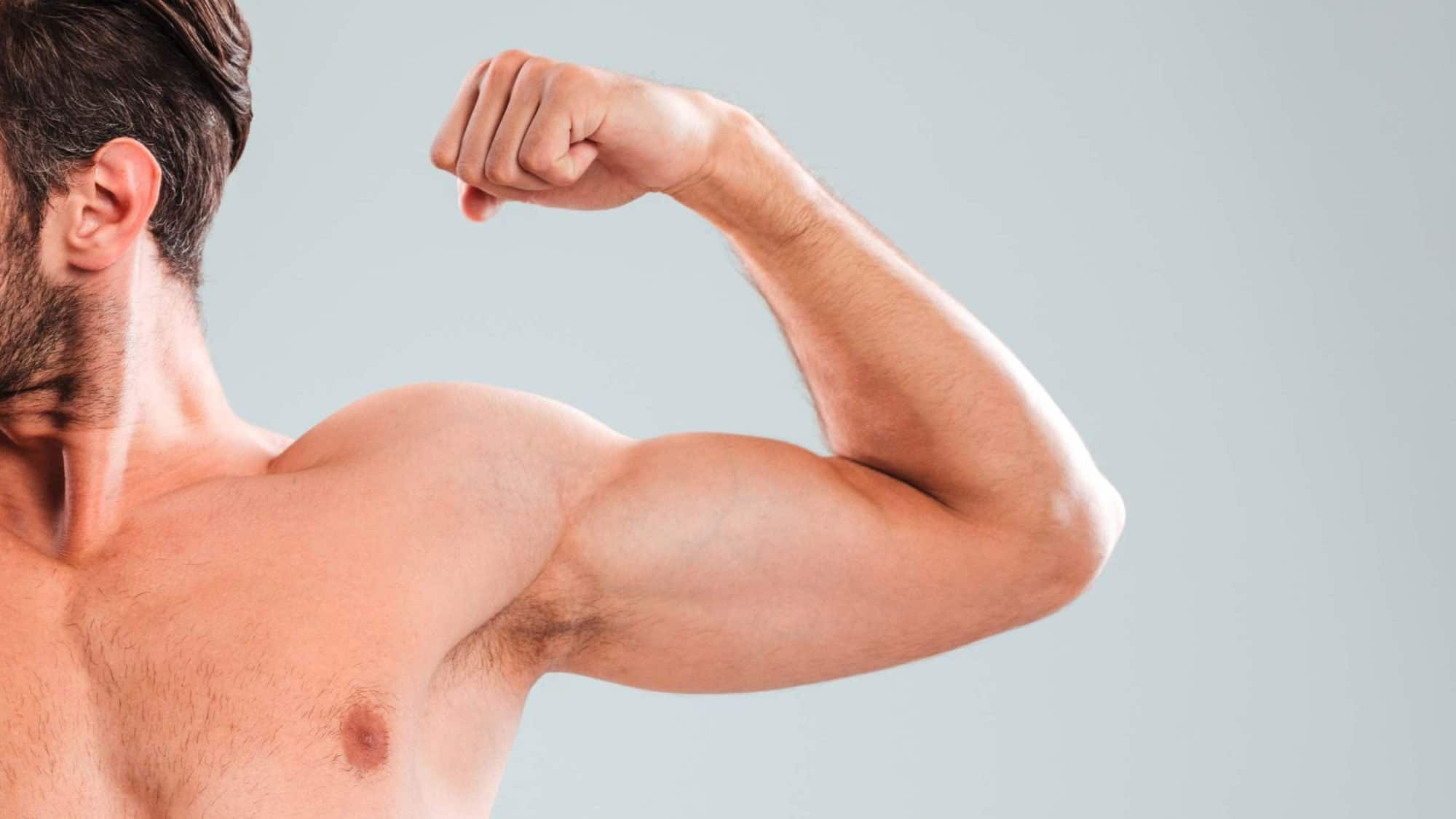Mythen der Urologie: Männerbizeps