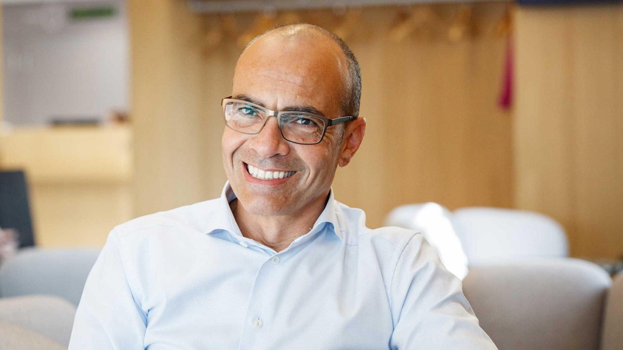 Dr. Karim Eid, Orthopädie-Chefarzt und Gesamtleiter des Orthopädie-Zentrums KSA-KSB.