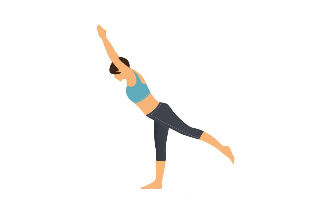 Übung 1: Balancieren mit geradem Rücken
