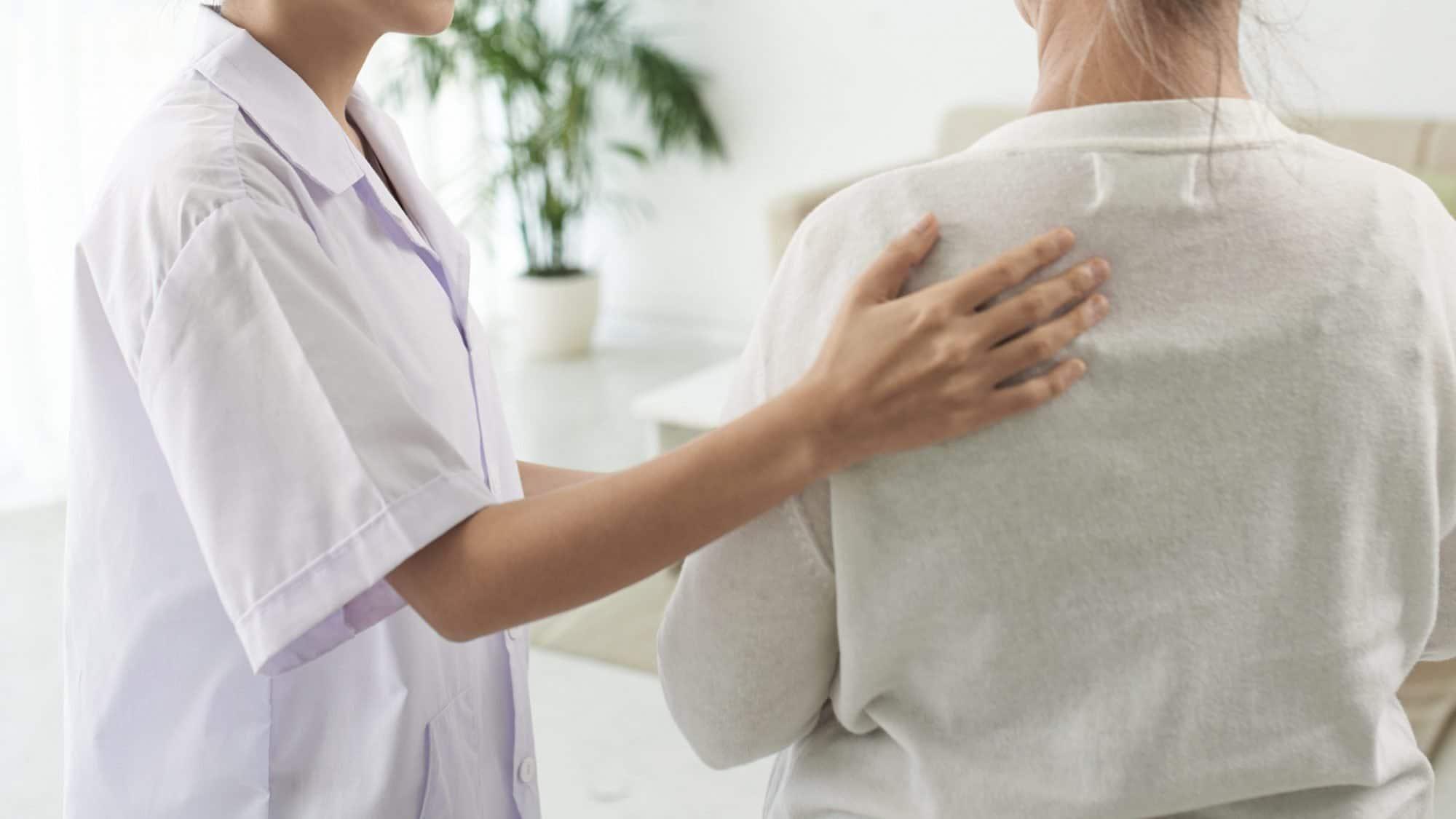 Kommunikationstraining Hebammen: Die Patientin steht im Mittelpunkt.