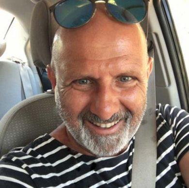 Giuseppe Mirto, Patient mit Lymphdrüsenkrebs