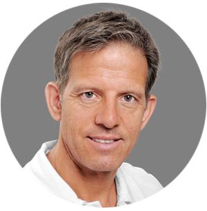 Portrait von Rüdiger Mascus, Leitender Arzt und Leiter Blasen- und Beckenbodenzentrum m KSB