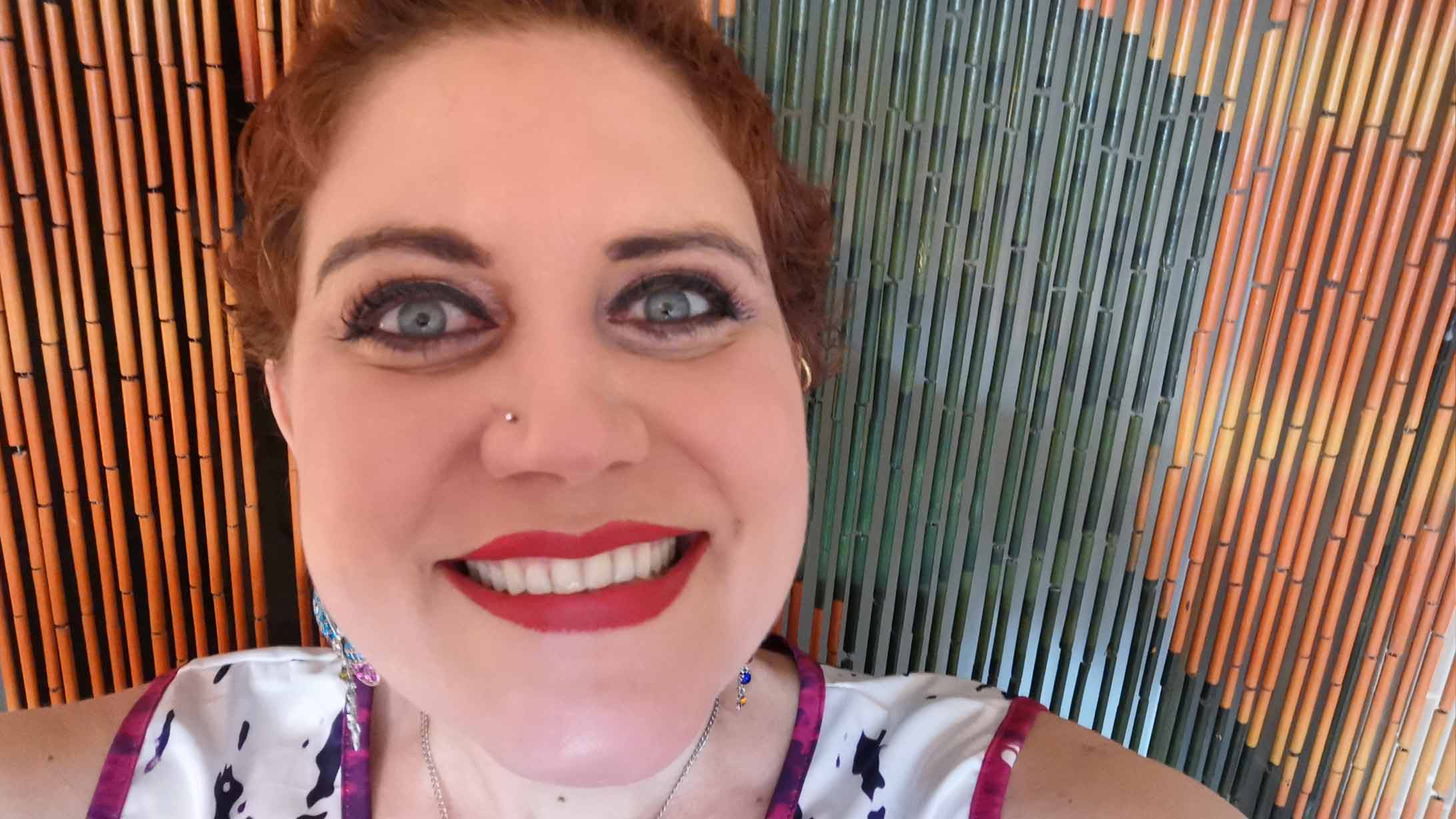 Stefania Cappuccio, Lymphdrüsenkrebs-Patientin