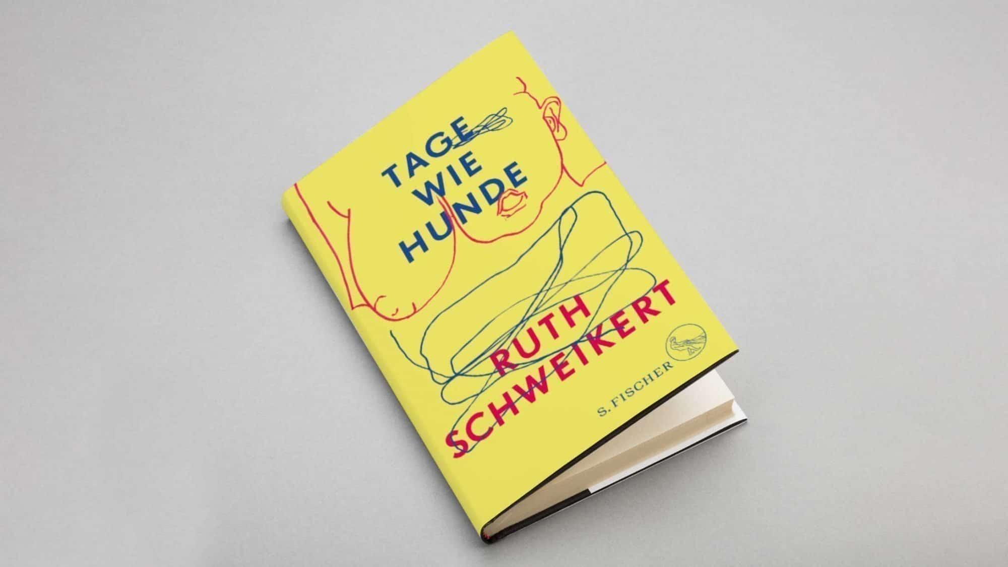 """Krebs: Buch von Ruth Schweikert """"Tage wie Hunde"""""""
