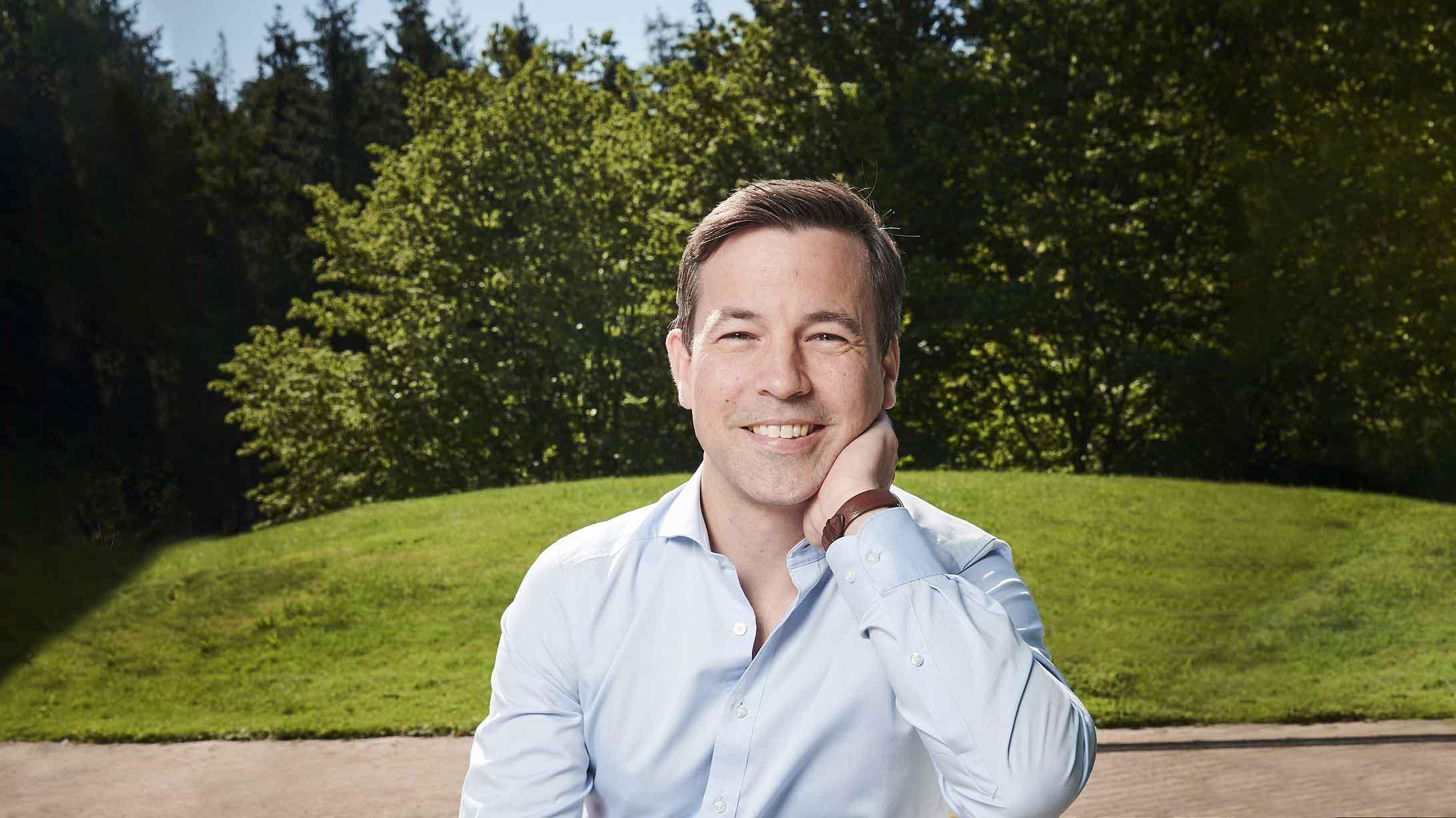 Martin Heubner, Chefarzt der Gynäkologie am KSB