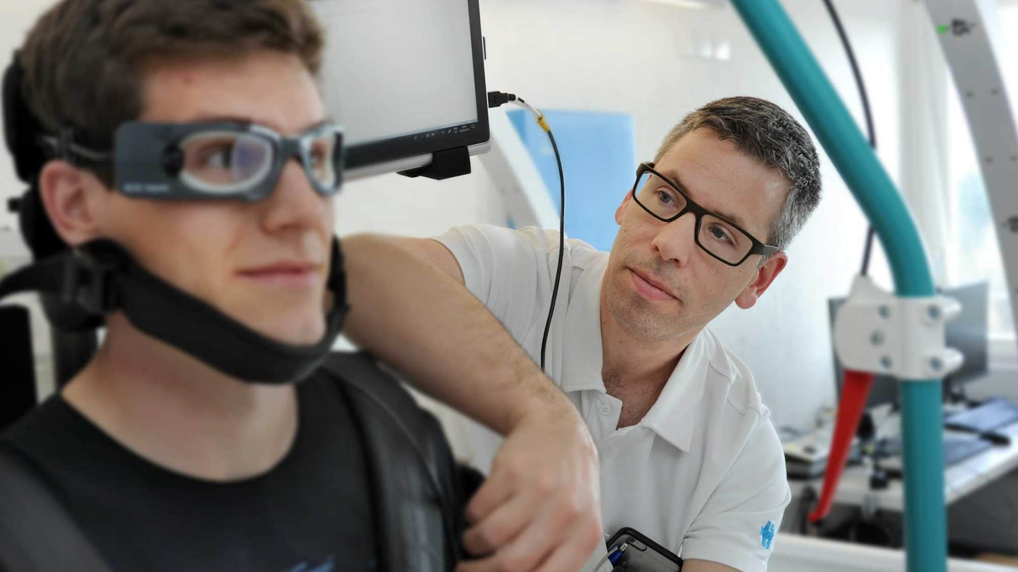 Bild von Alexander Tarnutzer, leitender Arzt Neurologie und Ärztlicher Leiter der Stroke Unit