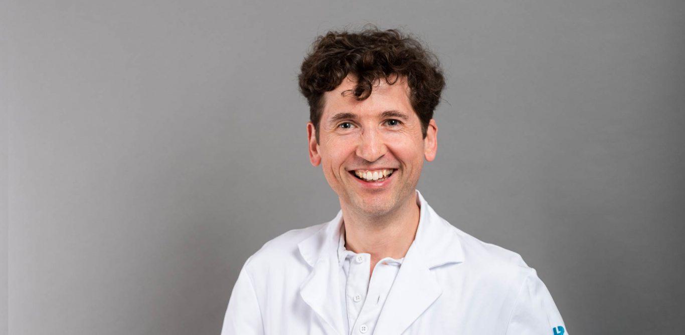 Porträt Dr. Michael Egloff