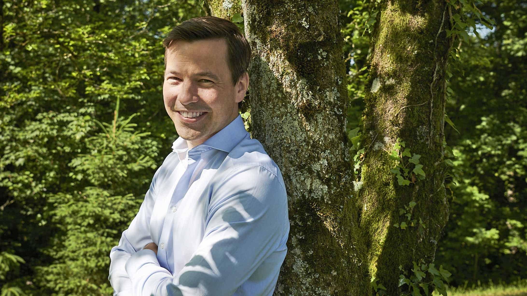 Martin Heubner, Chefarzt Gynäkologie am KSB