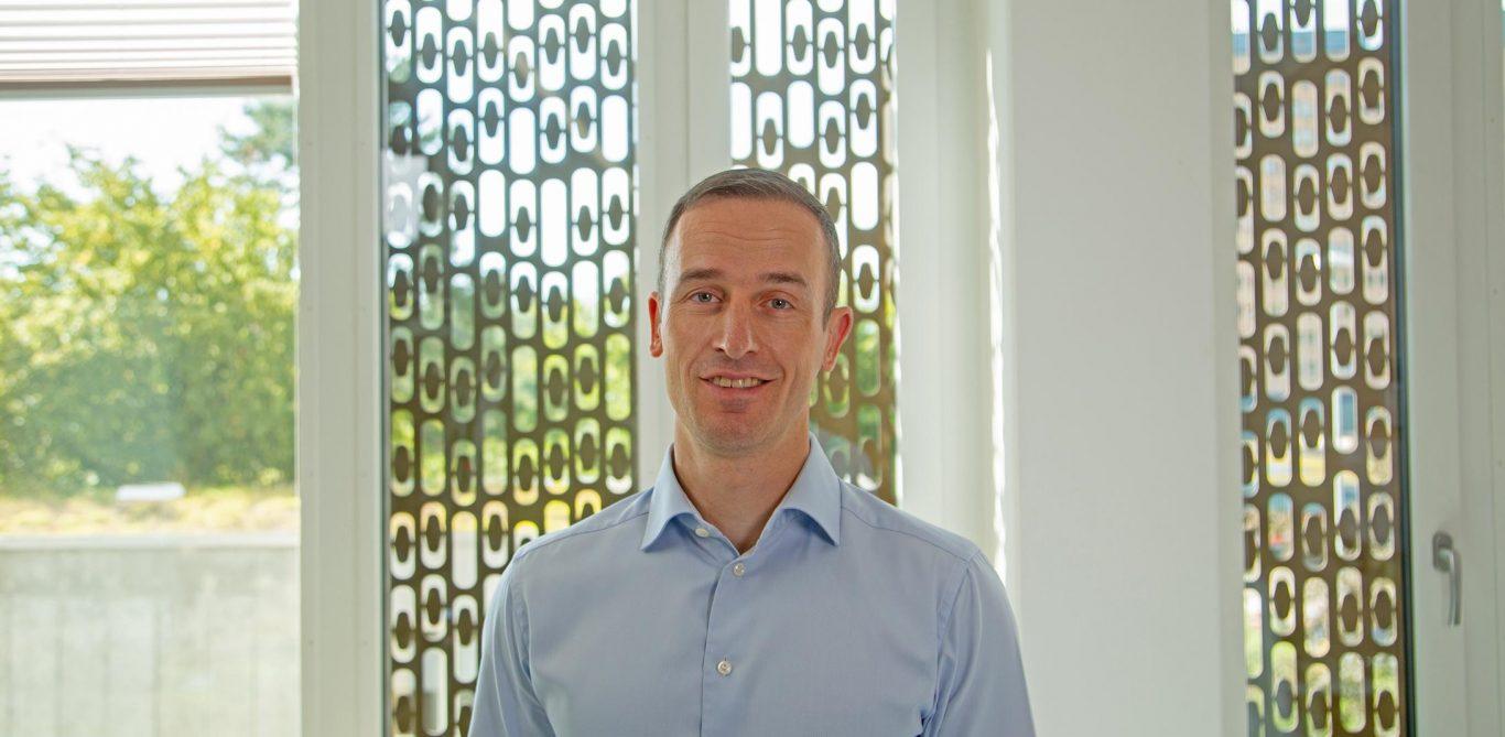 Hüftspezialist und Orthopäde Tobias Bühler