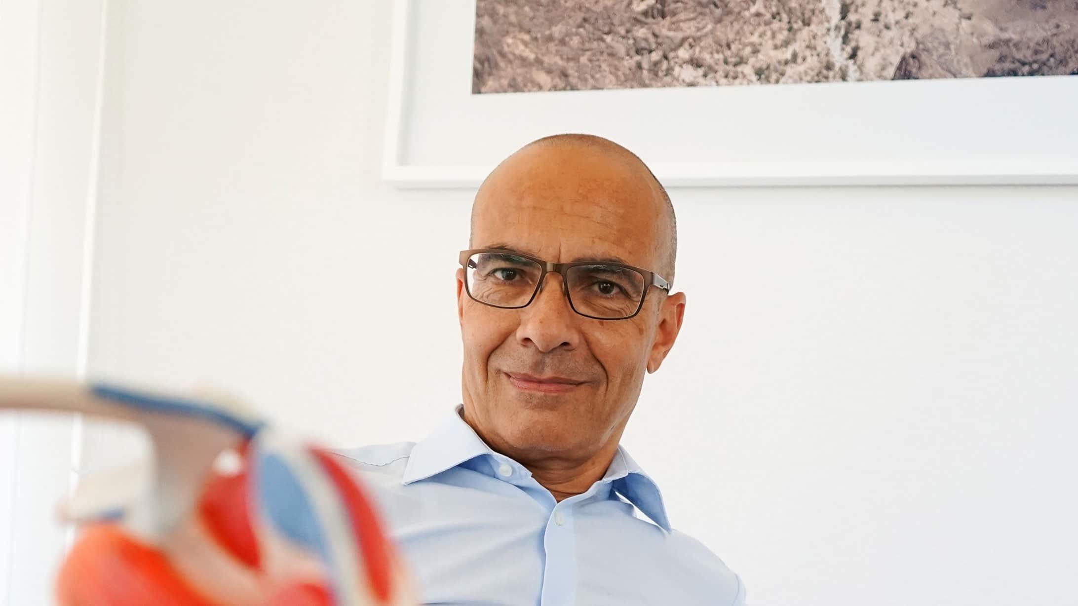 Karim Eid, Chefarzt Orthopädie