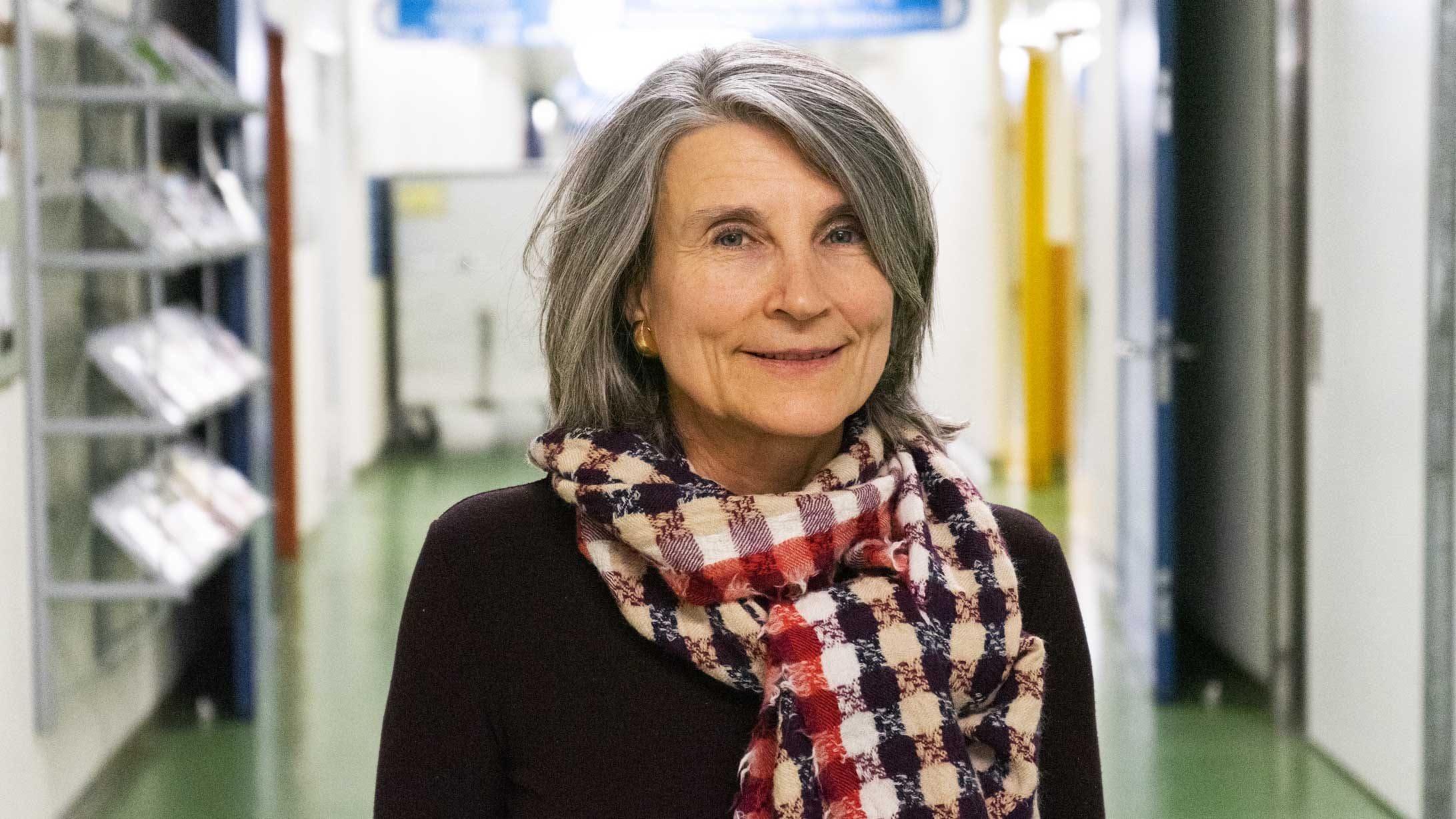 Manuela Birrer, Teil der Männersprechstunde und Angiologin am KSB