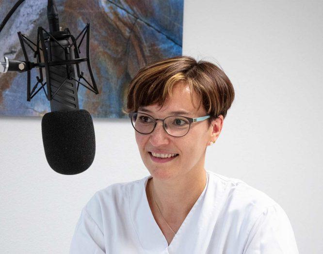 Eveline Dätwyler, Stationsleiterin Palliative Care KSB