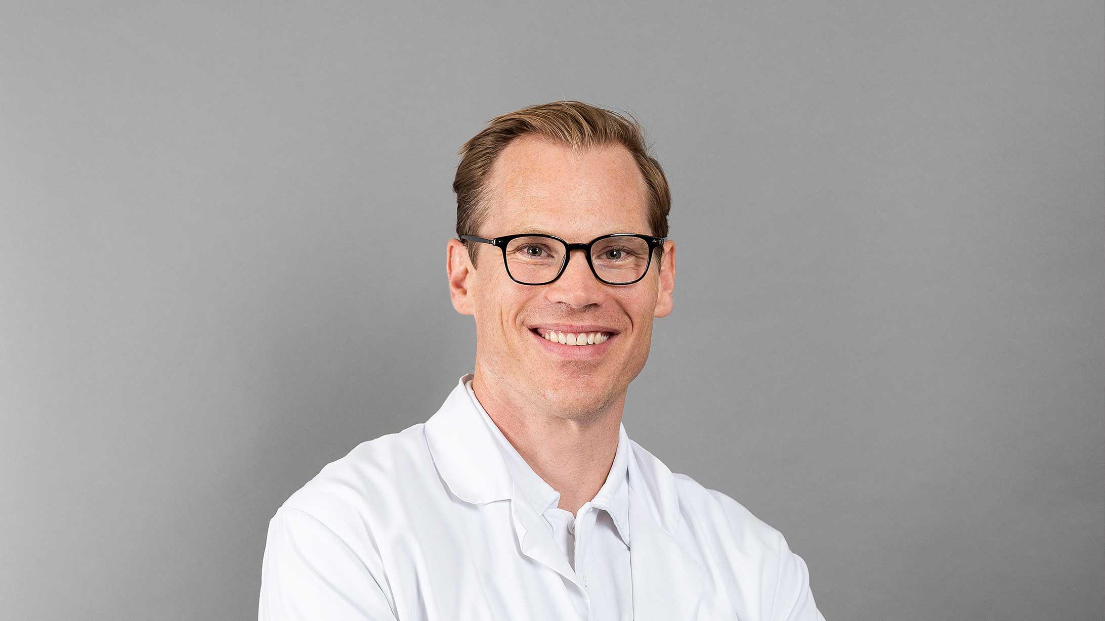 Lukas Hefermehl, Urologe am KSB