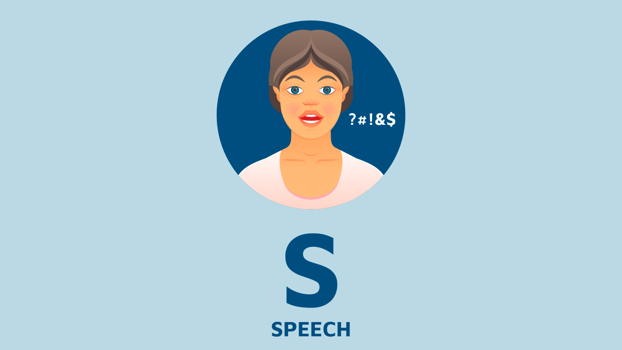 Symptom-Check: Speech