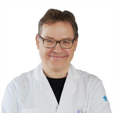 Paul Scheidegger, Spezialarzt FMH für Dermatologie