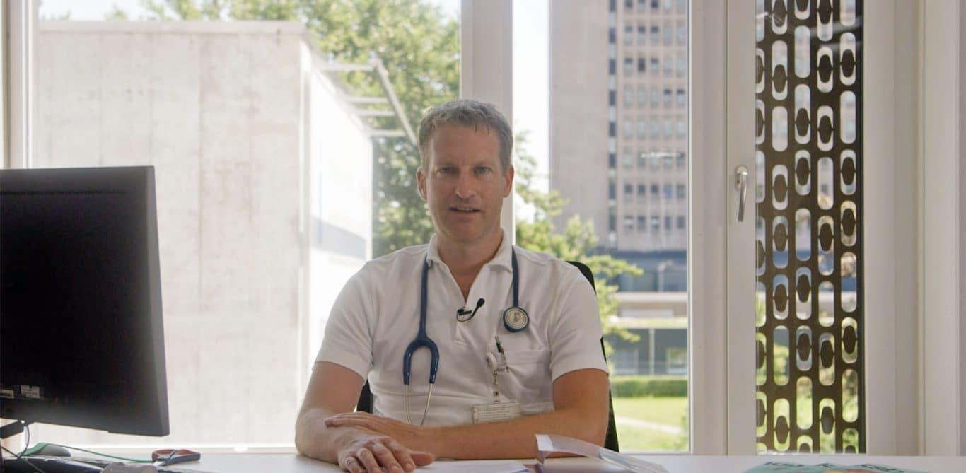 Fabian Deichsel, Oberarzt Klinik für Allgemein-, Viszeral- und Gefässchirurgie