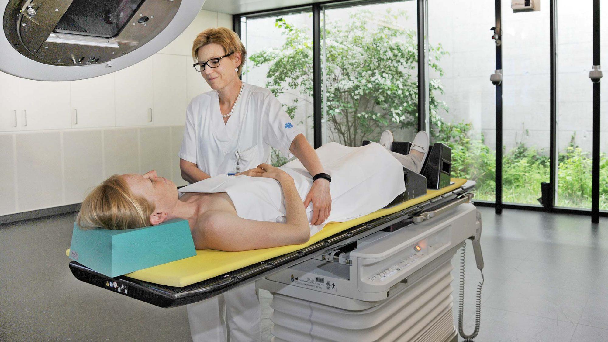 Strahlentherapie am KSB