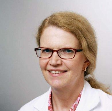 Kirsten Steinauer, Leitende Ärztin Radio-Onkologie am KSB