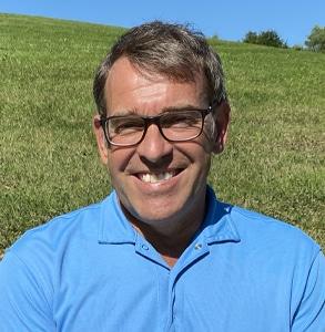 Portrait von Jürgen Schreier, Sporttherapeut am KSB