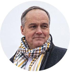 Guido Laube, Pädiater und Spezialist für Nierenkrankheiten bei Kindern am KSB