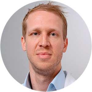 Porträt Dr. Christopher Lenz