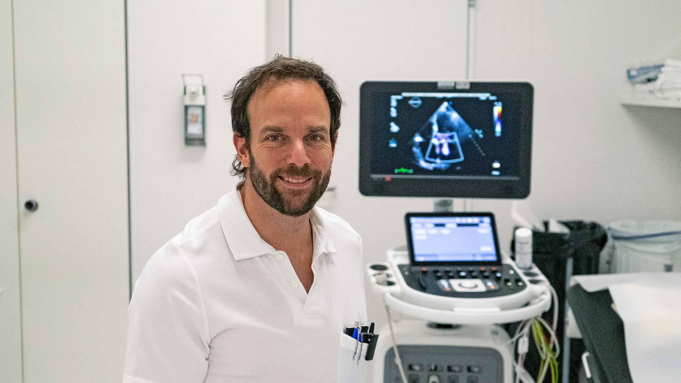 KSB-Kardiologe Pascal Köpfli