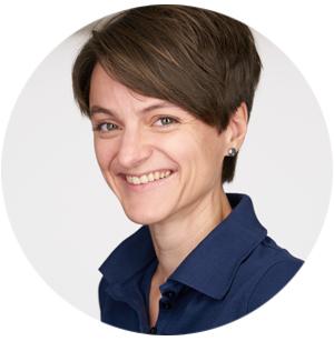 Porträt von Gabriele Rauscher, Fachärztin Reproduktionsmedizin