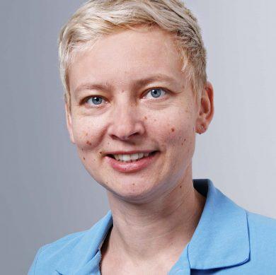 Gita Gäbel, Leitungsteam Physiotherapie am KSB