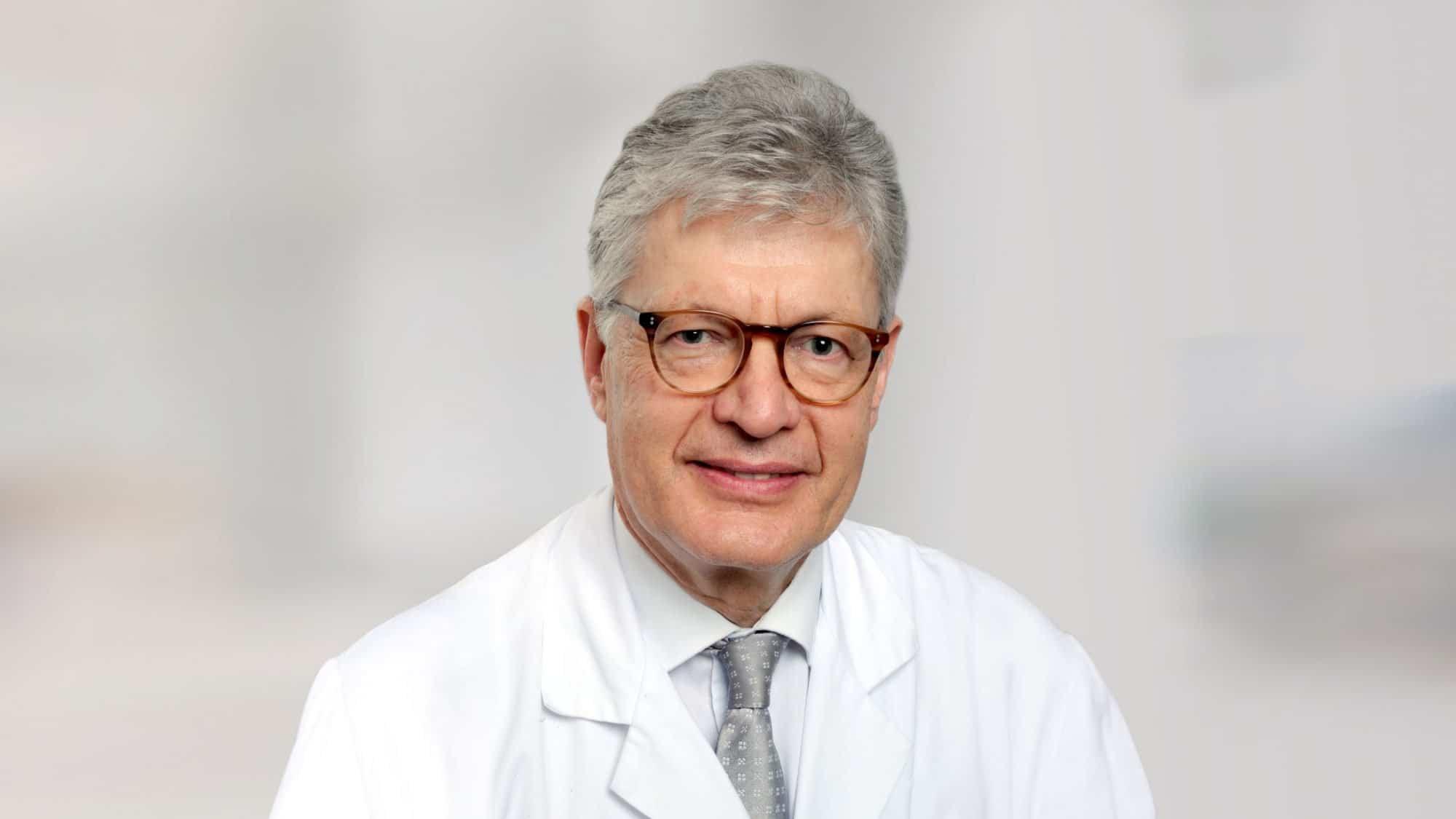 Jürg Hans Beer, Direktor und Chefarzt am Departement Innere Medizin am KSB